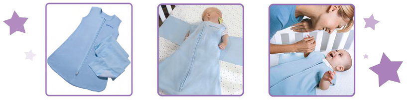 Prevent SIDS-Protect infants using Baby Sleeps Safe